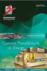 Showfront Retail Kiosks Brochure