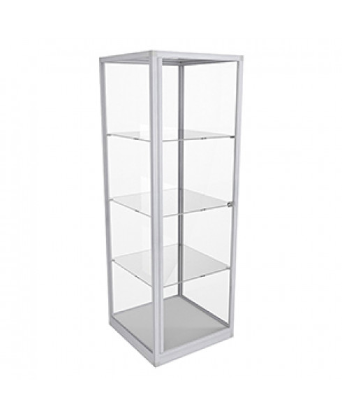 ETGL 600 Essentials Tower Glass Display by Showfront