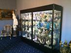 Museum Extra Large Wall Display Cabinets by Showfront