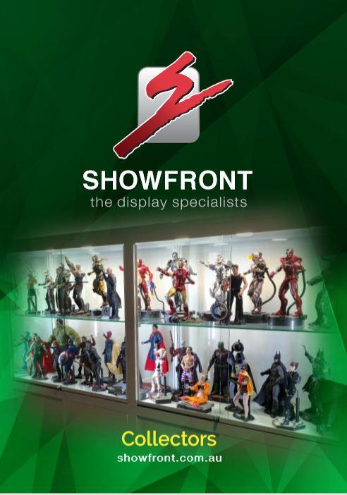 Showfront Collectors Brochure