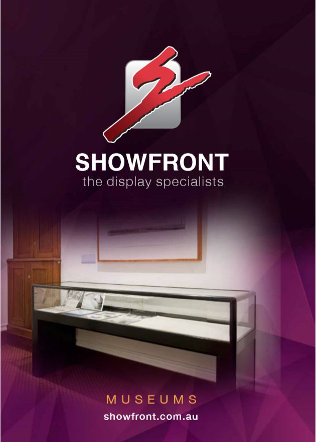 Showfront Museums Brochure