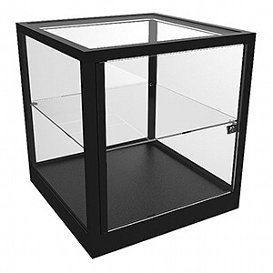 CTC 600 Counter Top Cube Display Case