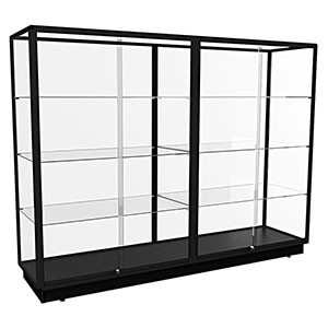 TGL 2400 – Wall Display Cabinet Extra Large – Fully assembled