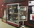 Monash Uni Custom display case by Showfront